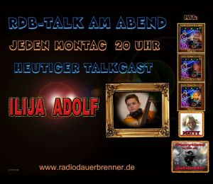 Radio Dauerbrenner Interview Ilija Adolf