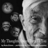 My Thoughts Always Turn To You - Russ Evans & The Aesculap Company